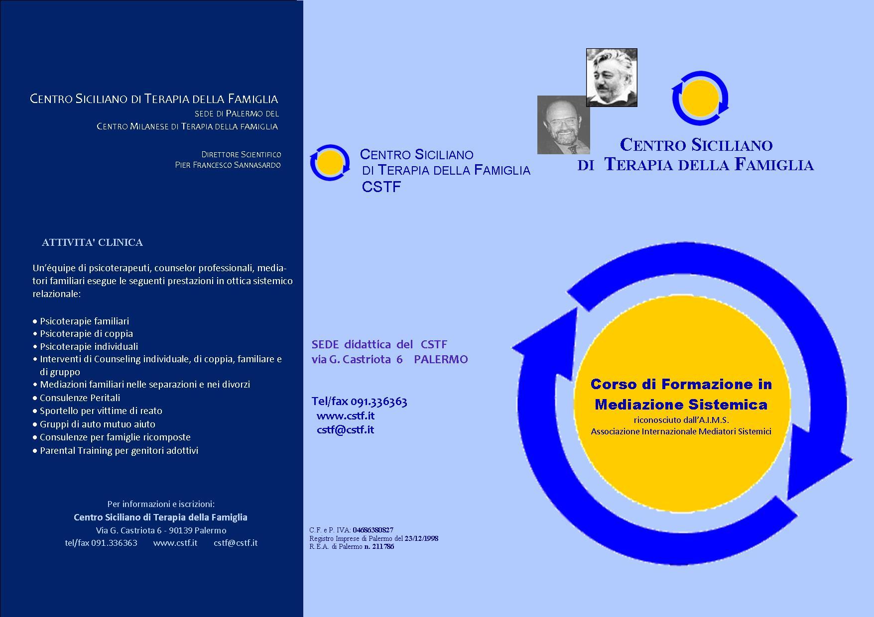 Brochure mediazione 2017